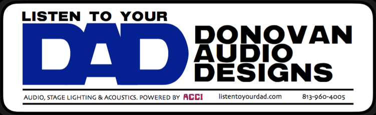 DONOVAN AUDIO DESIGNS